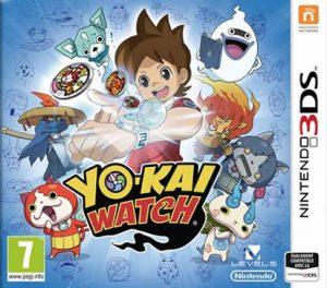 descargar yo kai watch 3ds