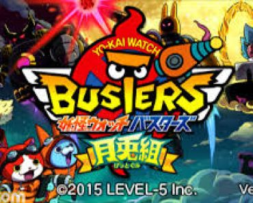 descargar yo kai watch busters para 3ds