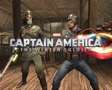 Captain America Super Soldier CIA 3DS