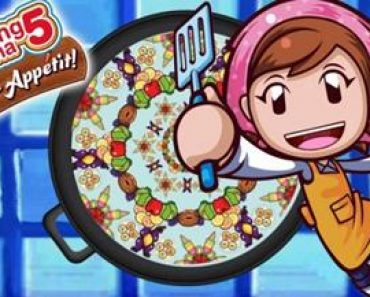 descargar cooking 5 mama bon apetit 3ds