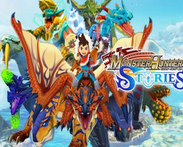Monster Hunter Stories descargar para CIA 3DS