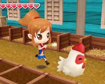 Harvest Moon Skytree Village Full Mega