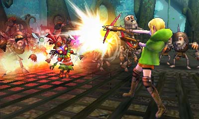 Descargar Hyrule Warriors Legends CIA 3DS USA