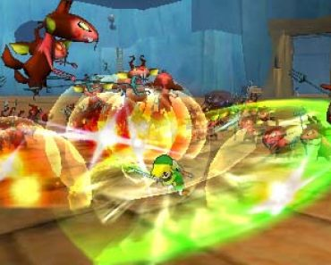 Hyrule Warriors Legends para Nintendo 3DS CIA