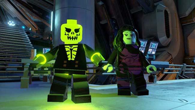 Descargar LEGO Batman 3 Beyond Gotham CIA 3DS USA