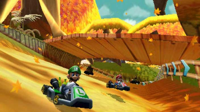 Descargar Mario Kart 7 CIA 3DS EUR