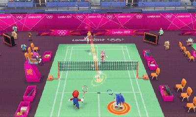 Descargar Mario and Sonic 2012 Olympic Games CIA 3DS USA