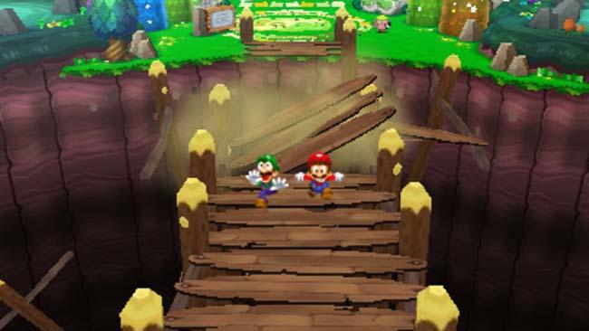 Descargar Mario y Luigi Dream Team Bros CIA 3DS EUR