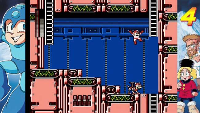 Descargar Mega Man Legacy Collection CIA 3DS USA