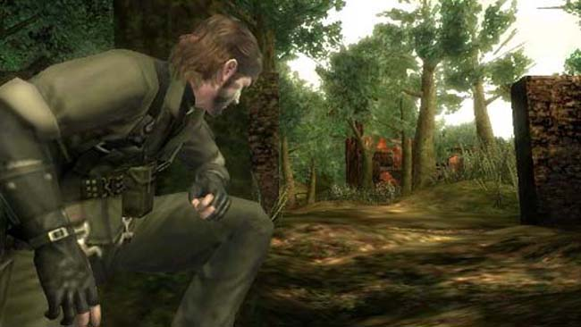 Metal Gear Solid 3D Snake Eater CIA 3DS USA