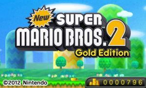 New Super Mario Bros 2 Gold Edition EUR