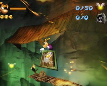 Rayman 3D cia- 2020 ( MEGA_Dowload)