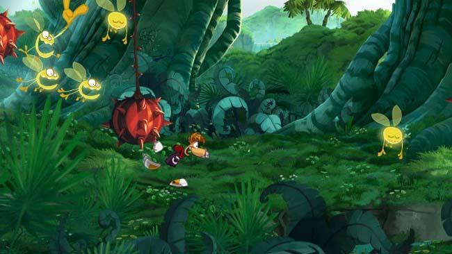 Descargar Rayman Origins CIA 3DS EUR