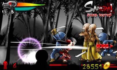 Samurai Sword Destiny 3DS