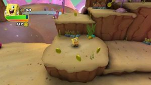 SpongeBob HeroPants ROM & 3DS (USA) CIA Region Free