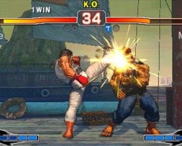 Super Street Fighter IV: 3D Edition - 3DS ROM & CIA