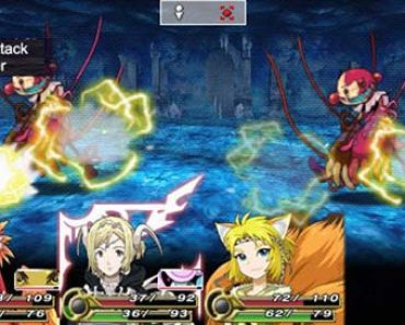 Unchained Blades CIA 3DS JAP
