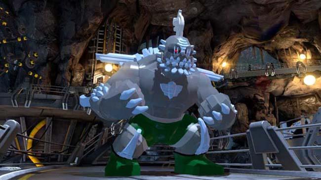LEGO Batman 3 Beyond Gotham CIA