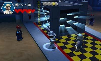 LEGO Jurassic World CIA