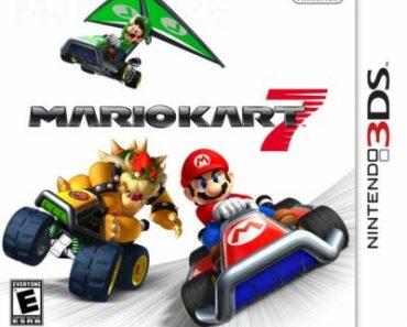 Mario Kart 7 Update 2020 actualizado
