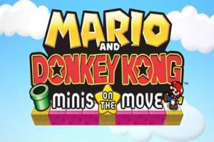 Mario and Donkey Kong: Minis on the Move - 3DS ROM & CIA