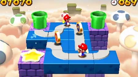 Mario and Donkey Kong: Minis on the Move 3DS CIA