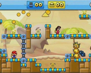 Mario vs. Donkey Kong: Tipping Stars – Nintendo Cia