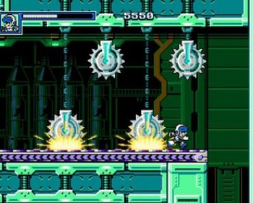 Mighty Gunvolt Burts CIA 3DS EUR