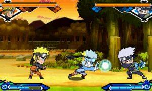 Naruto Powerful Shippuden CIA 3DS USA