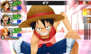 descargar One Piece Romance Dawn CIA 3DS EUR