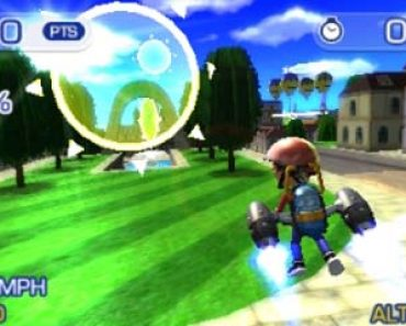 PilotWings Resort CIA 3DS EUR