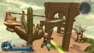 descargar Rodea The Sky Soldier CIA 3DS EUR