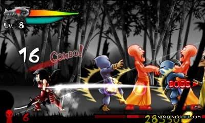 Descargar Samurai Sword Destiny CIA 3DS EUR