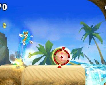 Sonic Boom Fuego Hielo 3DS CIA USA