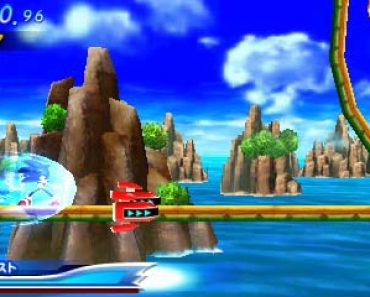 Sonic Generations 3DS CIA USA