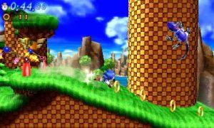 Descargar Sonic Generations 3DS CIA USA