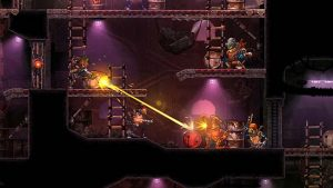 descargar Steamworld Heist CIA 3DS EUR