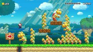 descargar Super Mario Maker CIA 3DS EUR