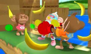 descargar Super Monkey Ball 3D CIA 3DS USA