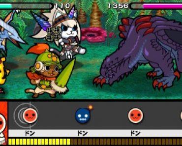 Taiko no Tatsujin Don to Katsu no Jikuu Daibouken CIA 3DS