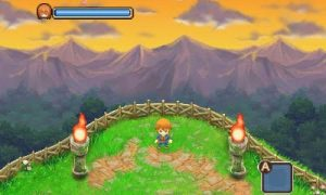 descargar Harvest Moon 3D The Tale of Two Towns CIA 3DS USA