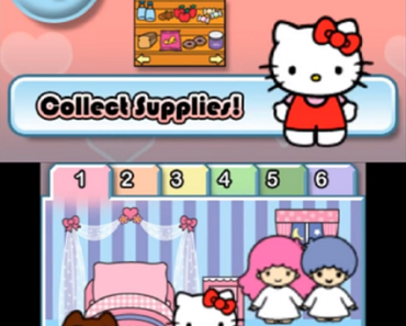 Descargar Hello Kitty Picnic CIA 3DS EUR