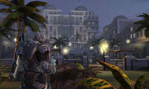 Descargar IronFall Invasion CIA 3DS EUR
