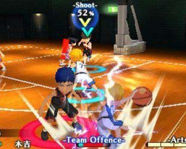 Kuroko no Basuke Mirai e no Kizuna - Download Game