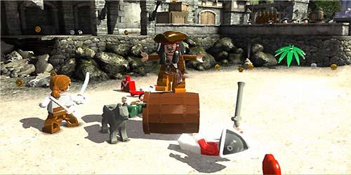 Descargar LEGO Pirates of the Caribbean CIA 3DS USA Full MEGA