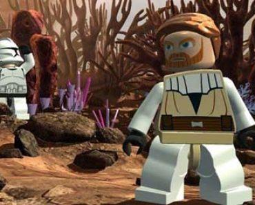 Descargar LEGO Star Wars III CIA 3DS EUR