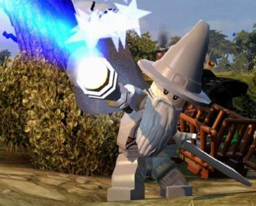 Descargar LEGO The Hobbit CIA 3DS EUR