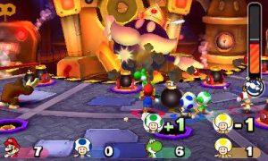 descargar Mario Party Star Rush CIA 3DS EUR