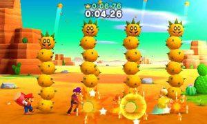 descargar Mario Party The Top 100 CIA 3DS USA