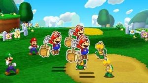 Descargar Mario and Luigi Paper Jam CIA 3DS EUR Full Mega